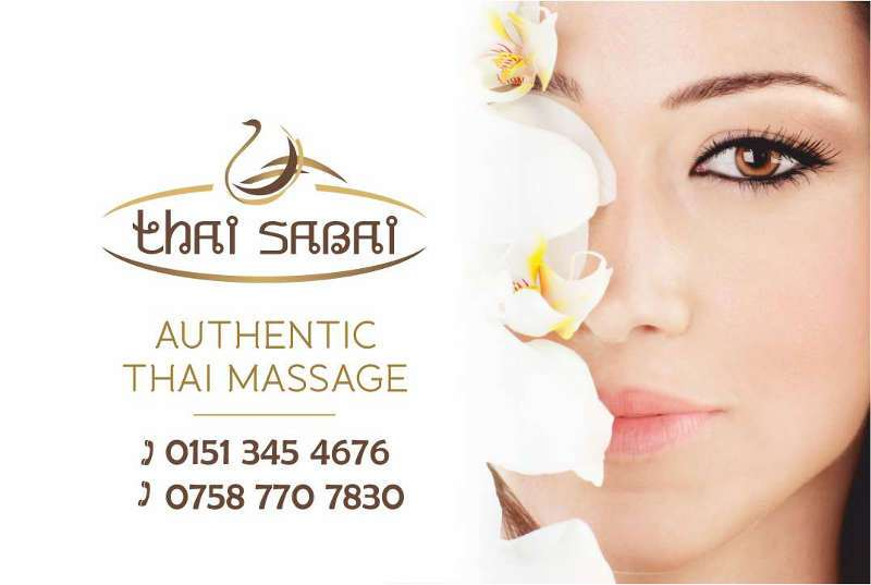 thai massage liverpool