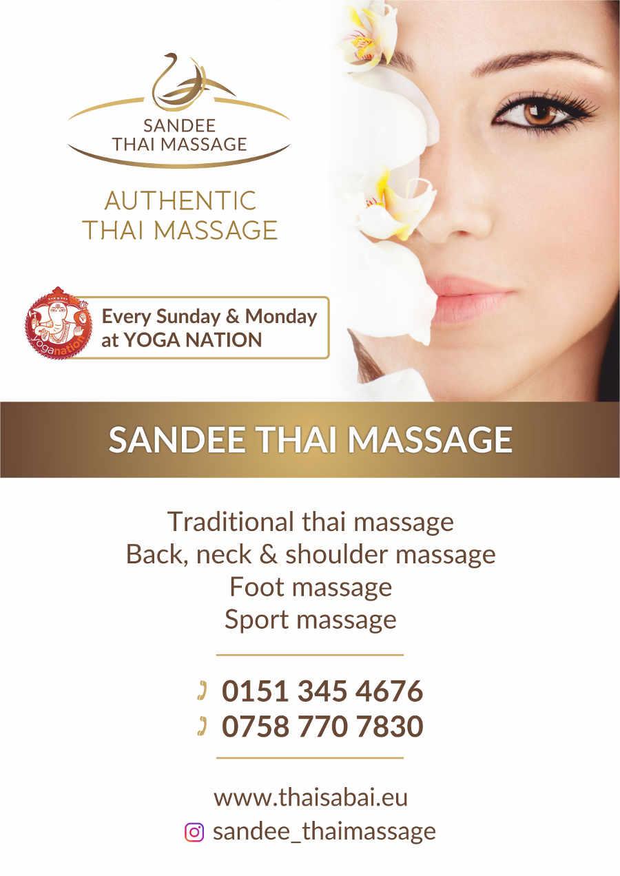 thai massage thai sabai liverpool
